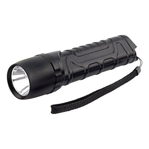ANSMANN LED Taschenlampe M900P inkl. AA Batterien - Outdoor LED Handscheinwerfer extrem hell - Handlampe mit 930 Lumen & 4 Funktionen - Staubdicht & wasserdicht IP67 - ideal für Camping & Werkstatt