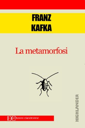 Download La metamorfosi (Italian Edition) B00DC6FN7E