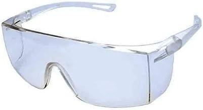 Óculos De Segurança Incolor Laboratório Médico Dentista - Proteloja EPI's