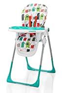 Cosatto Noodle Supa Highchair, Monster Arcade