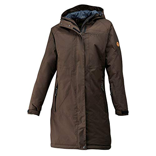 OWNEY OUTDOOR Ilu Outdoormantel Damen Mocha Brown Gr. L