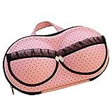 BianchiPatricia Underwear Bag Makeup Bag Bra Bag Travel Organizer Cosmetic Makeup Toilet Bag