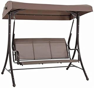 Garden Winds Solar Swing Replacement Canopy