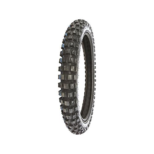 IRC TR8 Battle Rally Front Tire - 3.00-21/Blackwall