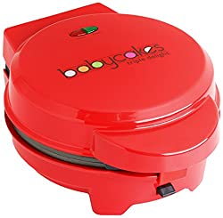 Babycakes triple delight multi-treat maker for cake pops, cupcakes and donuts.
