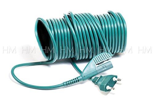 10 meter elektrische kabel voor Kobold VK-135/136-stofzuiger van Vorwerk, compatibel