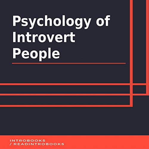 Psychology of Introvert People cover art