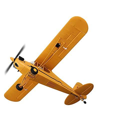 BTXX RTF EPP RC Drone Radio Remote Controlled 6G System/Modello dei velivoli RC Foam Air Aereo Giocattolo 3D 650 Millimetri Apertura alare Kit (Colore : Airplane, Size : A)