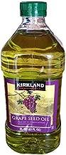 KIRKLAND SIGNATURE カークランド シグネチャー グレープシードオイル 1.84kg