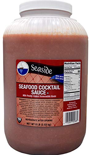 Seaside Seafood Cocktail Sauce, 8 Pound -- 4 per case.