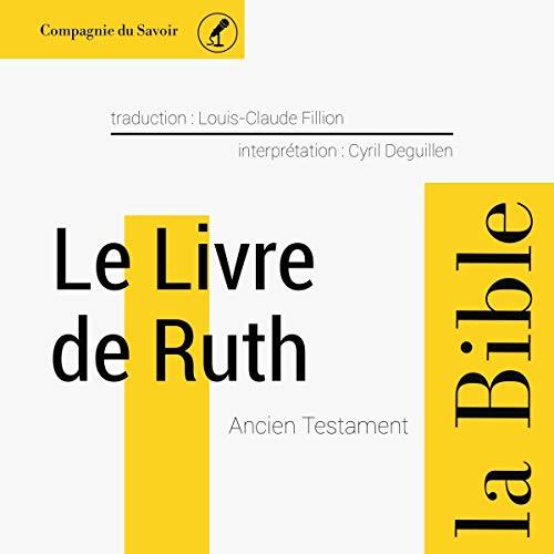 Couverture de Le livre de Ruth