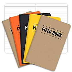 field notebooks