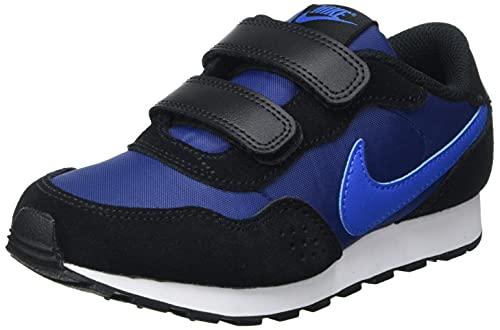 Nike MD Valiant (PSV), Scarpe da Corsa, Blue Void/Signal Blue-Black-White, 34 EU