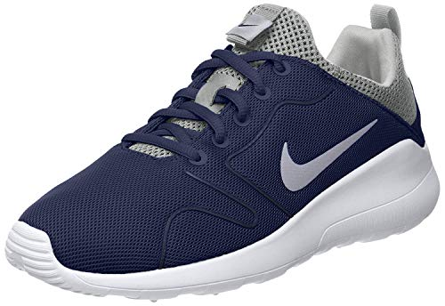 Nike Herren Kaishi 2.0 Sneakers, Blau (401 Midnight Navy/Wolf Grey-White), 44 EU