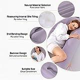 Zoom IMG-2 gomaihe cuscino gravidanza per dormire