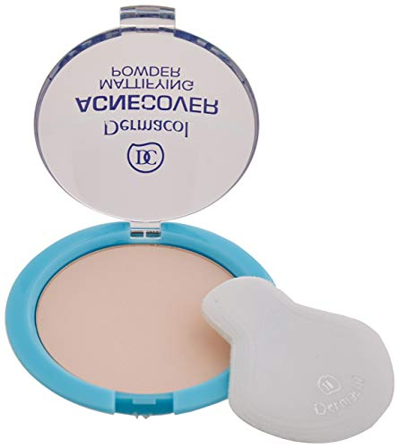 Dermacol - Base de Maquillaje (Porcelain), 11 Gramos