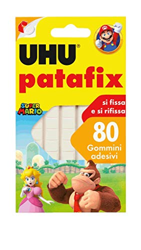 UHU Patafix Princess - Masilla adhesiva (41710 )