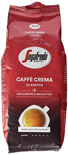 Segafredo Zanetti Caffé Crema Classico, 2er Pack (2 x 1000 g)