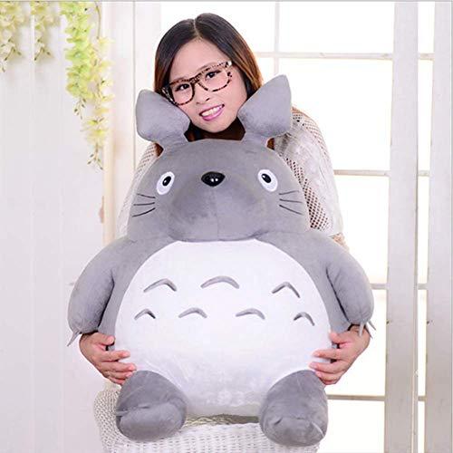 XG-BH Totoro Plüschtiere Kissen Kissen weiches Kuscheltier süße fette Katze Kinder Geburtstagsgeschenk Spielzeug,45CM