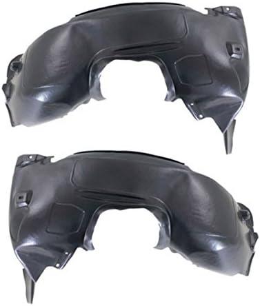 Partomotive For 12-16 Industry No. 1 Focus Front Splash Shield Lin Fender OFFicial site Inner