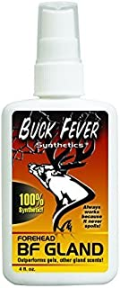 Buck Fever - Synthetic Scents - BF- FGland - 4 oz. - Forehead Gland - Deer Scents - Dear Attractants - Whitetail Hunting by Buck Fever