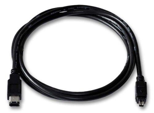 DV Kabel für JVC GR-D818E Digitalcamcorder - Firewire 4/6-polig i.link - Länge 1,8m