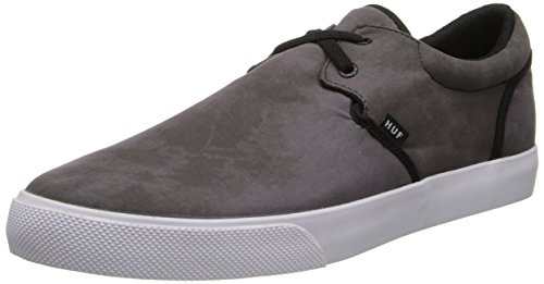 HUF Men's M, Black Crystal Wash, 9 M US
