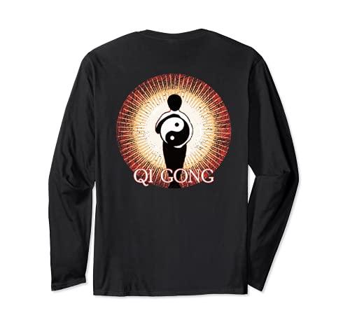 Qi Gong-Yin Yang, Meditación energética-Tai Chi Manga Larga