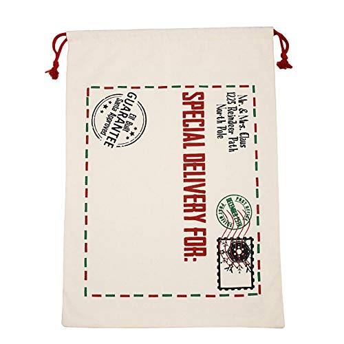 shizhongminghe-UK Bolsas reutilizables o bolsas de compras con diseños icónicos bolsa vertical de Navidad de varios colores