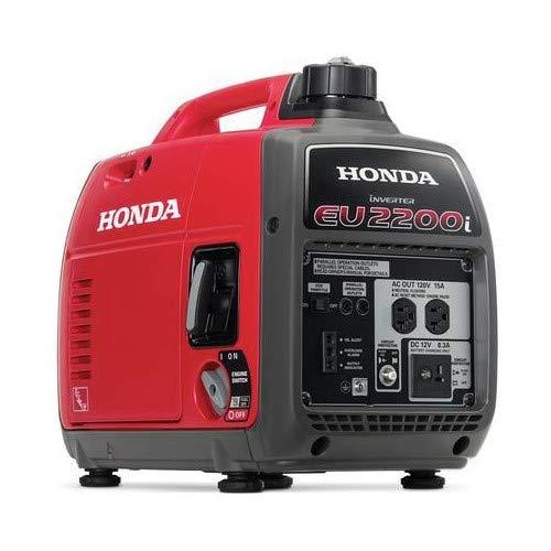 Product Image 3: Honda 662220 EU2200i 2200 Watt Portable Inverter Generator