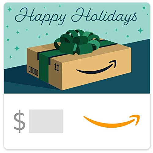 Amazon eGift Card - Holiday Smile Box
