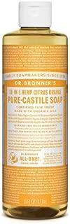 Dr. Bronner's Pure-Castile Soap Liquid Citrus 473ml