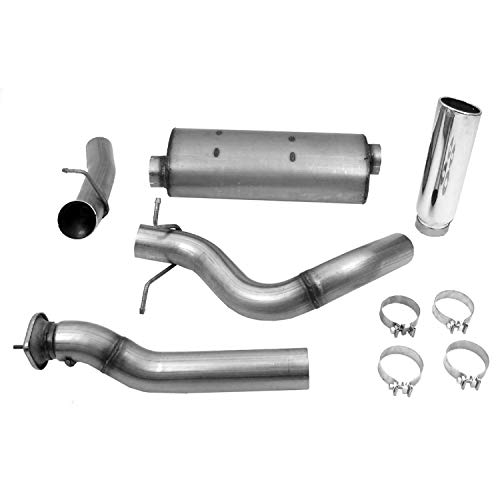 DynoMax 39511 Stainless Steel Exhaust System