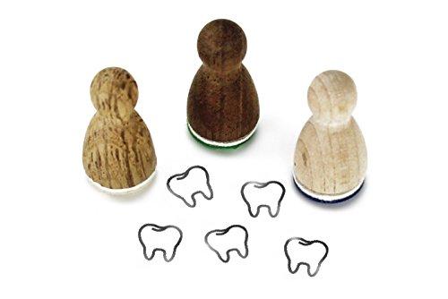 Stemplino Mini Stempel Zahn