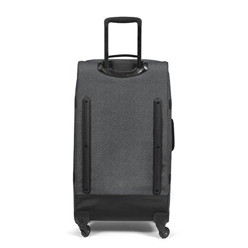 Eastpak Trans4 L Valise, 75 cm, 80 L, Gris (Black Denim)