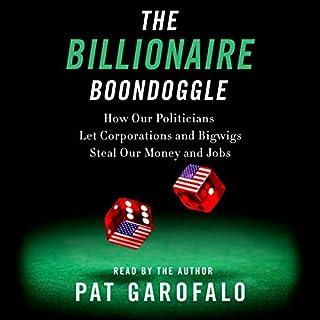 The Billionaire Boondoggle cover art