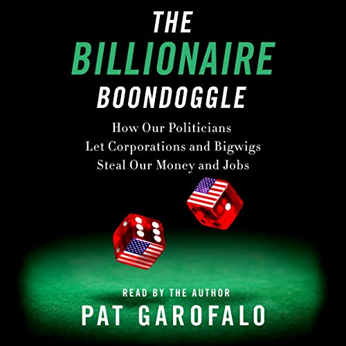 The Billionaire Boondoggle cover art