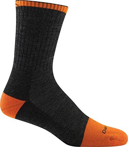 Darn Tough Steely Micro Crew Cushion Sock