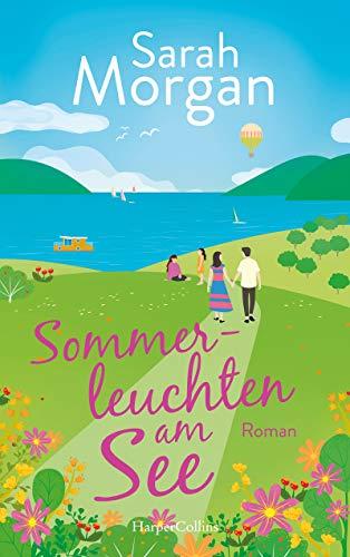 Buchseite und Rezensionen zu 'Sommerleuchten am See' von Sarah Morgan