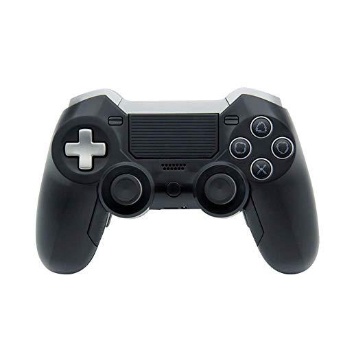 LFYPSM Controlador Inalámbrico De Juegos PS4 Controlador Elite PS42.4G / Controlador Elite Compatible con PC/Accesorios Elite,Black