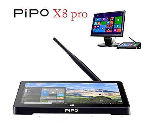 PIPO X8 Pro Mini PC Windows10 System Intel Atomz8350 Quad Core Mini Computer Box 7