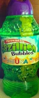 Gazillion 67.6 ounces Bubble Solution by Gazillion