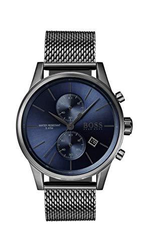 Boss - Reloj Casual de Cuarzo para Hombre, Color Gris (Modelo: 1513677)