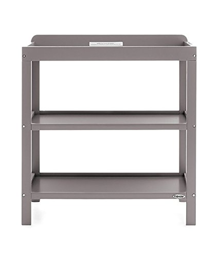 Obaby Open Changing Unit (Taupe Grey)