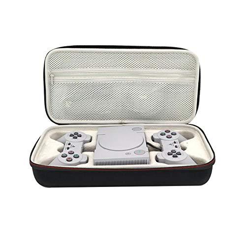 mollylover Hartschalenkoffer für Playstation Classic Konsole Sony PS Mini Console Edition Hartschalenkoffer