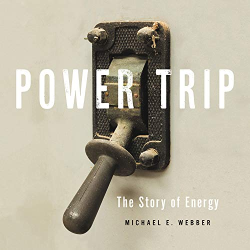 Power Trip Audiobook By Michael E. Webber cover art
