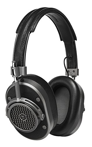 Master & Dynamic MH40 Over-Ear Headphones with Wire - Noise...