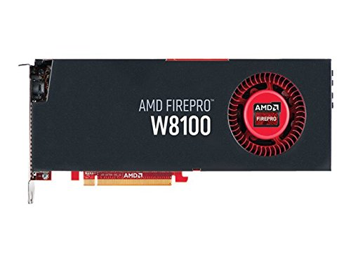 AMD FIREPRO W8100 Karten Grafik AMD FirePro W8100 (8 GB, Active, FH/HL, Bildung, Ausbildung Windows 10 x 64, Windows 10 Enterprise, Windows 10 Enterprise X64, Wi, AMD FirePro W8100, 2160 Pixel)