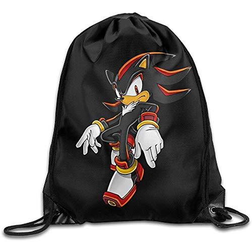 huatongxin Casual Cinch Pack DBZ Gym Drawstring Backpack Sport Bag