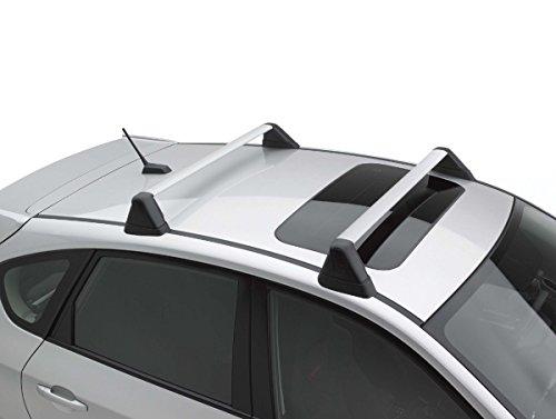 Genuine 2008-2014 Subaru Impreza WRX & STi Fixed Roof Rack Crossbar Kit OEM NEW E361SFG401